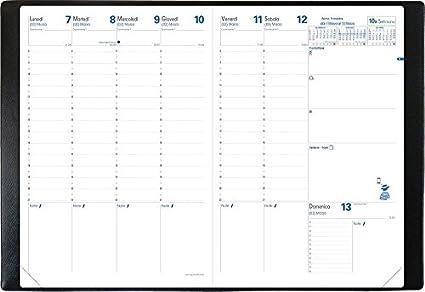 Quo Vadis 024006Q repuesto semanal Agenda A4, 21 x 29,7 cm ...