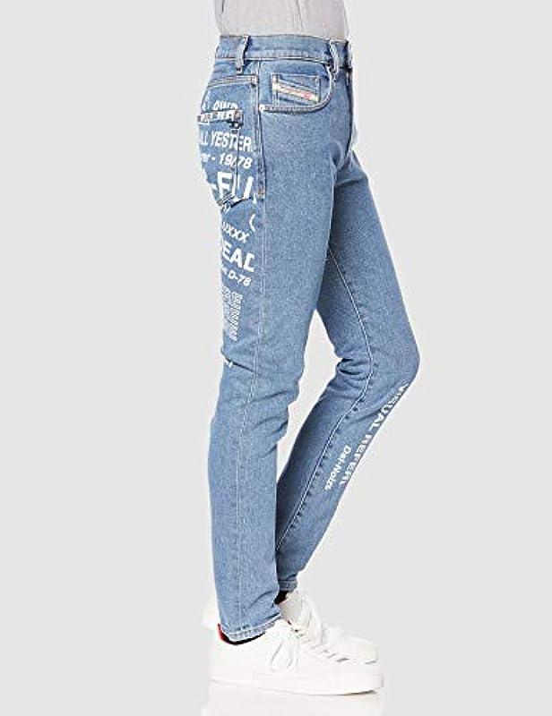 Diesel Męskie Jeans: Odzież