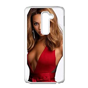 HUAH Beyonce Design Pesonalized Creative Phone Case For LG G2