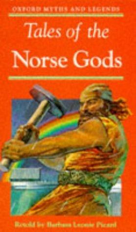 Tales of norse mythology book