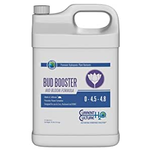 Cultured Solutions Bud Booster Mid 2. 5 Gallon (2/Cs)