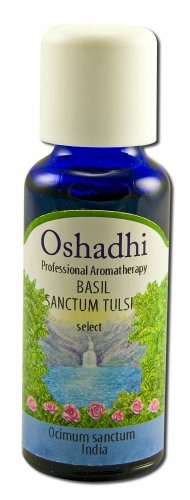 Oshadhi Basil Sanctum Tulsi 30 ml Essential Oil -