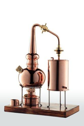 'CopperGarden®' Whiskydestille 0,5 Liter in Supreme Qualität.