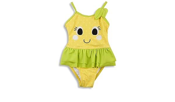a71e0b8016112 Amazon.com: BABYTOWN Fruit Themed Baby Girls Novelty Bathing/Swimming Suit:  Clothing