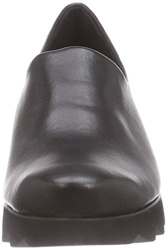 Högl 0- 10 3247 0100 - zapatos de tacón cerrados de cuero mujer negro - Schwarz (0100)