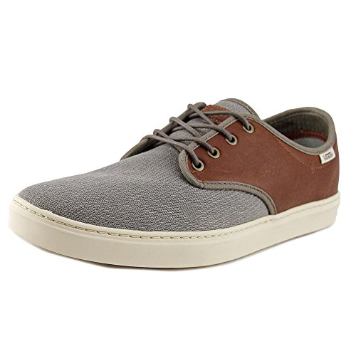 Vans Mens Ludlow Low Top Lace Up Fashion Sneakers (Military)bungee