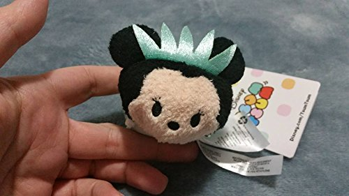 Disney Store NY Exclusive Statue Of Liberty Minnie Mouse Tsum Tsum - Exclusive Statue
