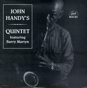 Price comparison product image John Handy Quintet Featuting Barry Martyn