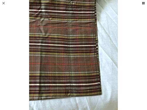 (Ralph Lauren Rock River Check King Pillowcases)