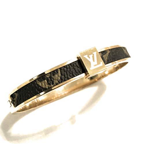Buckle Bangle Clic Clac Bracelet H-shaped 12 mm. Blue- - Chanel Belt Men