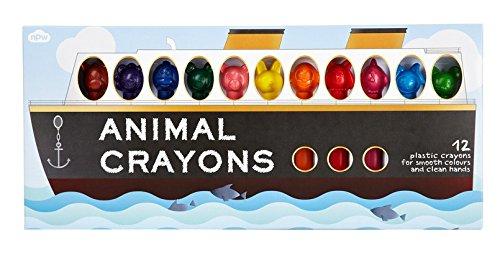 Plastic Crayons - 9