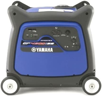 Best Compact Portable Inverter Generator: Yamaha EF4500iSE, 4000 Running Watts/4500 Starting Watts, Gas Powered Portable Inverter