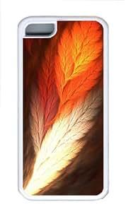 meilz aiaiFeather Art diy case TPU White for iphone 6 4.7 inchmeilz aiai