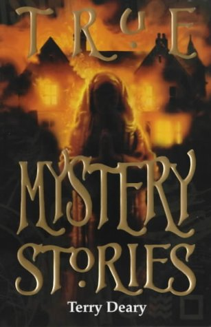 book cover of True Mystery Stories