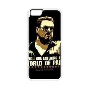 iPhone 6 Plus 5.5 Inch Phone Case White The Big Lebowski BF5979218
