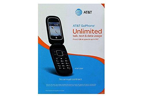 ZTE Z223 AT&T Prepaid (U.S. Warranty)