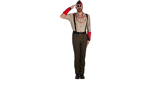 El Rey del Carnaval Disfraz de Legionario para Hombre: Amazon.es ...