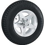 Loadstar Tires 32404 st205/75r15 c/5h star mag alum