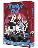 Family Guy - L'intégrale de la saison 6 (langue Francais)