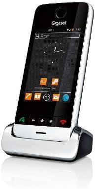 Gigaset SL930H - Teléfono fijo inalámbrico (USB, WiFi, S.O. Android 4.0.4 Ice Cream Sandwich), color negro (importado): Amazon.es: Electrónica