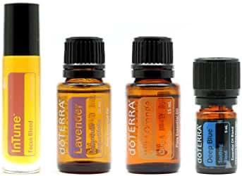 doTerra Value Buy 3 (doTerra Deep Blue 5ml / doTerra Lavender 15ml / doTerra Wild Orange 15ml) Free 1 ( doTerra In Tune Roll On 10ml)