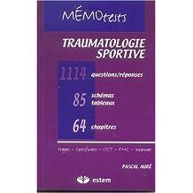 Traumatologie sportive (memotests)