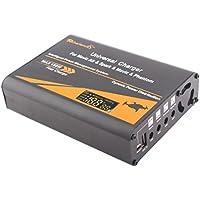 [DJI Mavic Air/Mavic Pro/Spark/Phantom Accessories] Universal Battery Smart Charger 4 In 1 (Gray)
