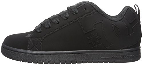 Baskets Dc Basses Graffik Pour Shoes Homme Court Noir qqztwUp