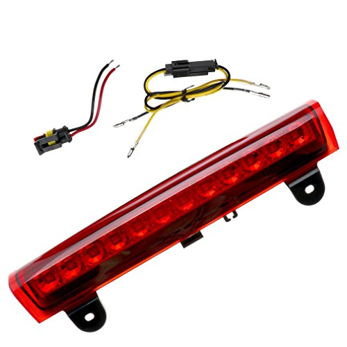(Car Third Brake Light Compatible with 00-06 Chevrolet Tahoekon)