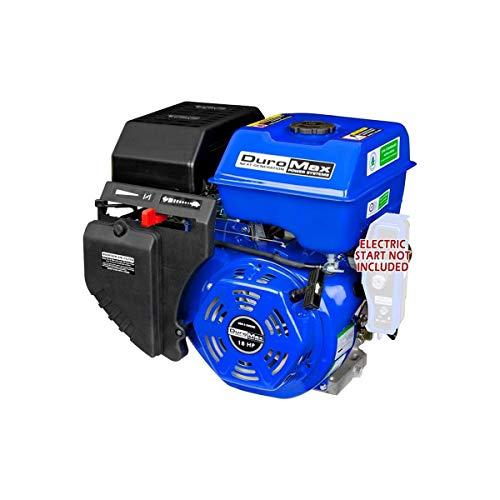 DuroMax XP18HP 18 HP Recoil Start Go Kart Log Splitter Gas Power Engine Motor ()