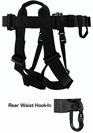 Amazon.com : ! OpGear SCOUT Rappelling Harness - Desert Tan ...