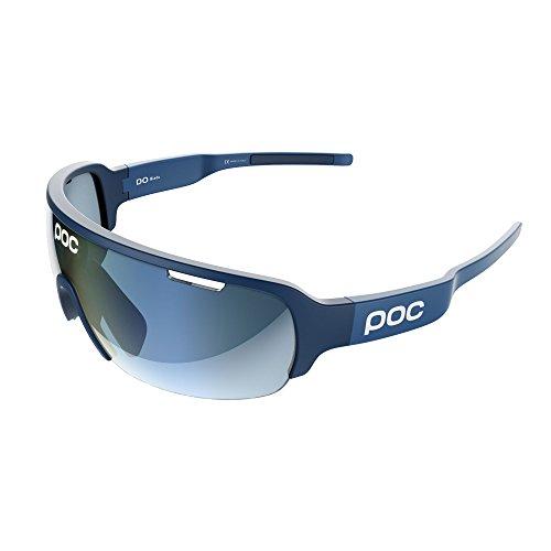 POC - DO Half Blade Sunglasses, Cubane Blue, - Poc Sunglasses