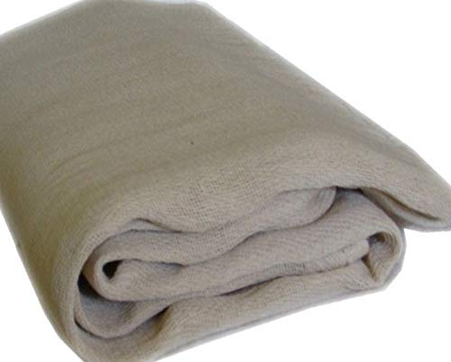 3 X 100% Cotton Twill Dust Sheets 12ft x 9ft / 3.60m x 2.70m - EQUIP247 EQUIP247UK