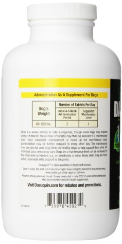 Nutramax Dasuquin With Msm Chewables Large Dog  Count