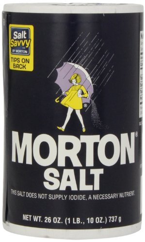 Morton Morton Salt, 26 oz