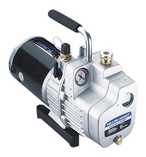 YELLOW JACKET 93540 Superevac Single Phase Pump, 4 Cfm, 115V, 60 Hz