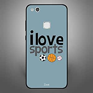 Huawei P10 Lite I Love Sports