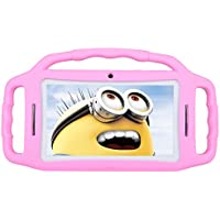 Kids Tablet,7 inch HD Screen,Android 7.1 1GB/8GB Babypad...