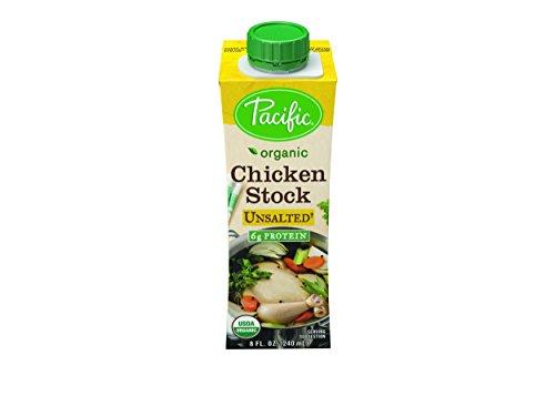 unsalted chicken bullion - 1