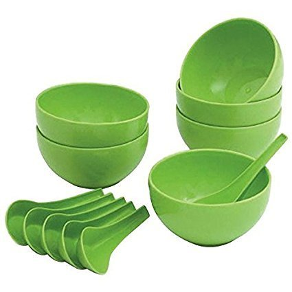 Faaa Soup Plastic Bowl 12 Pc Set