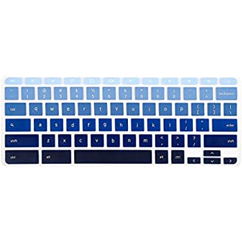 Amazon Com Acer Chromebook 15 Silicon Keyboard Cover Protector For