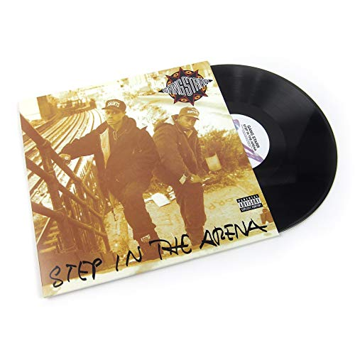 Gang Starr: Step In The Arena Vinyl 2LP (Gang Arena The In Starr Step)