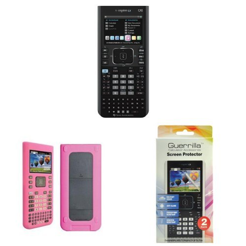 texas-instruments-ti-nspire-cx-cas-graphing-calculator-with-guerrilla-protective-silicone-case-pink-