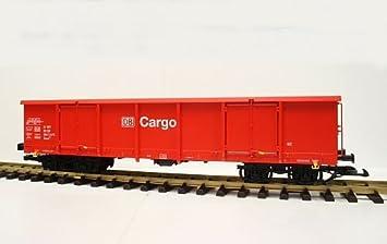 Piko 37732 Offener Drehgestellwagen Eaos 106 Spur G: Amazon.de ...
