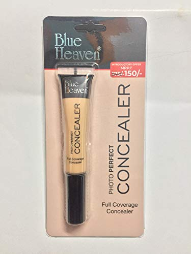 Blue Heaven Photo Perfect Full Coverage Concealer – 01, Beige, 16 ml