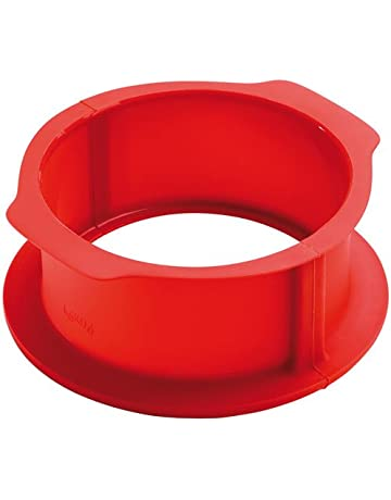 Lékué 2412238R01M017 Molde desmontable para Tarta 1.5 litros