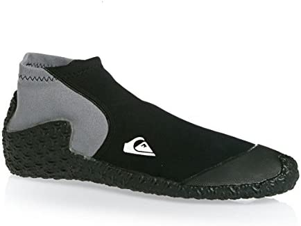 Quiksilver 1mm Walker - Surf Boots - Escarpines de surf - Hombre - 9 - Negro c77ce580469