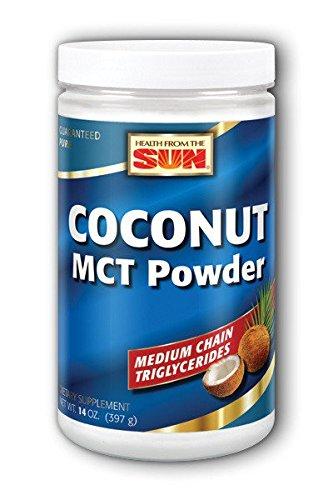 Coconut MCT Health Sun Powder