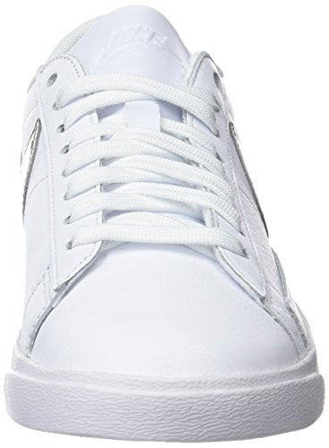 Dark Bianco Nike Le W 106 Blazer White Femme Multicolore de Chaussures Stucco Gymnastique Low 4qxBUCwqAP