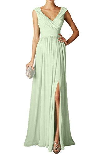 Victory Bridal - Robe - Crayon - Femme -  vert - 50